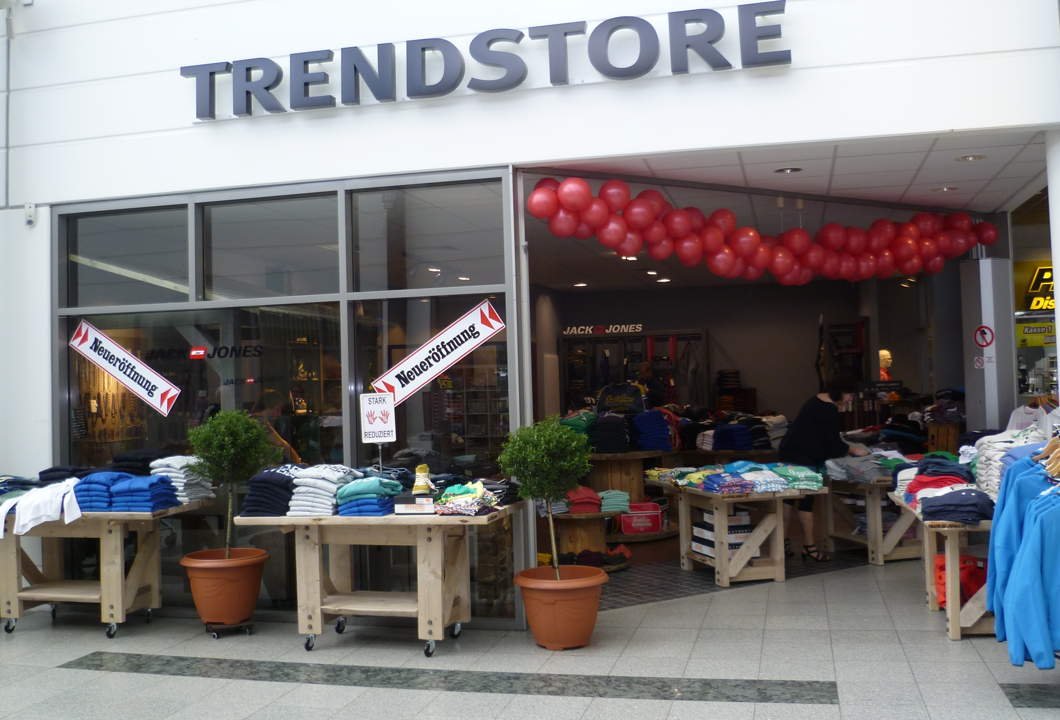 new style low price uk store Eiderpark: Trendstore